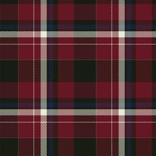 Tartan Scotland Seamless Plaid Pattern Vector. Retro Background Fabric. Vintage Check Color Square Geometric Texture.