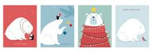 Winter Forest Animals, Merry C...