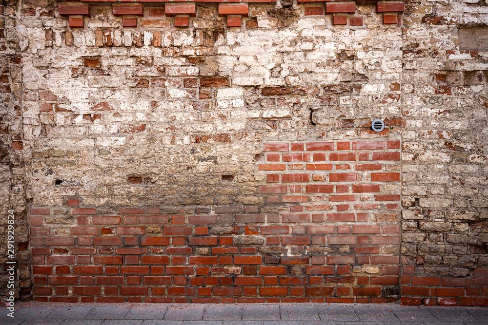 Fototapety, obrazy: Old brick wall