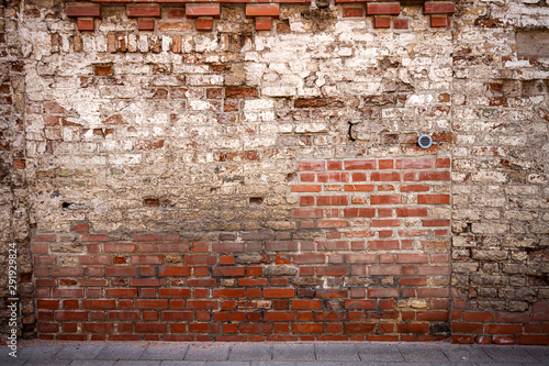 Papiers peints Brick wall Old brick wall