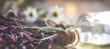 canvas print picture - Floraler Hintergrund/ Banner für Kosmetik, Naturheilkunde