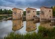 Aceñas de Olivares, (Water Mill), Zamora, Spain.