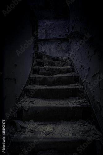 Treppe des Todes - Halloween