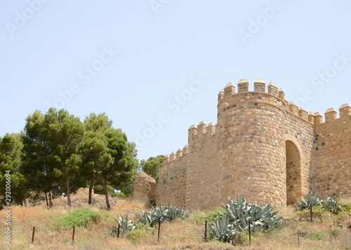 Fotografía Andalusian fort in Antequera, Andalusia, Spain