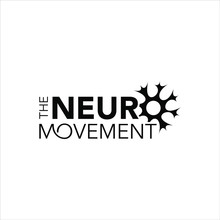 Neuron Logo Simple Typography ...
