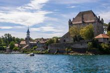 Village Médiéval D'Yvoire Au...