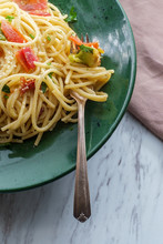 Italian Spaghetti Alla Carbonara