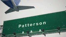 Airplane Takeoff Patterson In ...