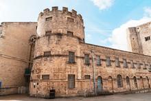 Oxford Castle And Prison In Oxford