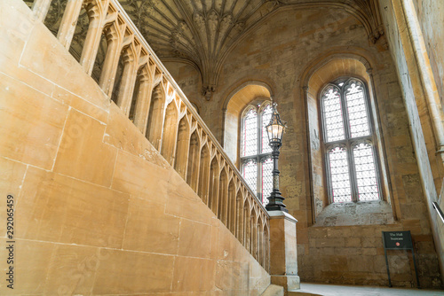 Beautiful Architecture Christ Church Cathedral Oxford, UK