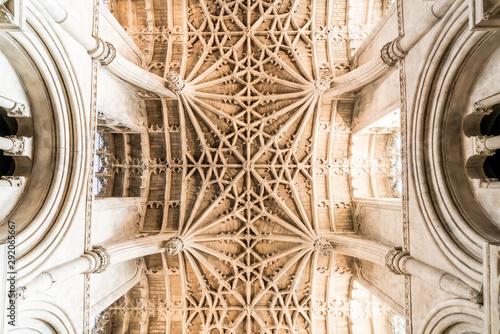 Fototapeta Beautiful Architecture Christ Church Cathedral Oxford, UK obraz
