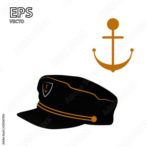Fotografie, Obraz casquette marin pirate