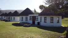 A Rondavel Is A Zulu Traditional Round House