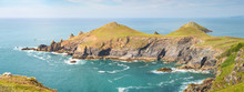 Panoramic View Of Rumps Point ...