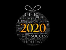 Happy New Year 2020, Christmas...