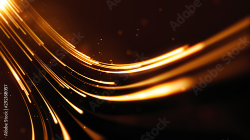 Award screen abstract background Fototapete