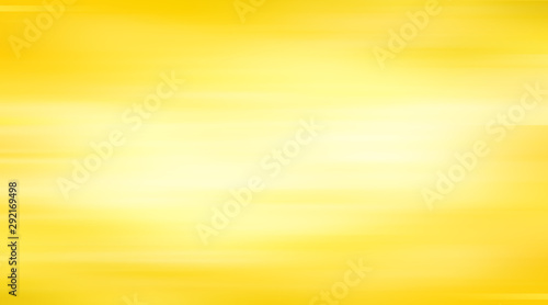 Fototapeta soft yellow gradient background. Backdrop template background obraz