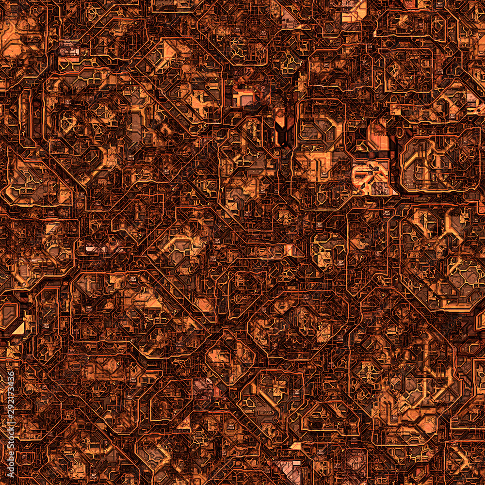 steampunk industrial seamless texture for multiple uses: large format printing, commercial decoration, set design, theming spaces, etc. 5000 x 5000 px