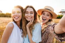 Photo Of Happy Caucasian Women...