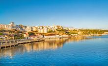Skyline Of Mahon , Menorca In ...