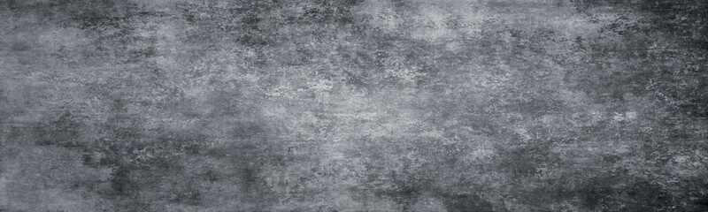 Monohrome dark grunge gray abstract background.
