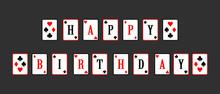 Happy Birthday Festive Letteri...
