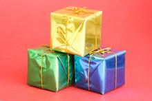 Three Decorative Little Boxes