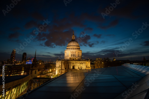 St Paul's Cathedral London United Kingdom Wallpaper Mural