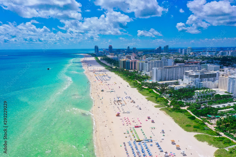 Fototapety, obrazy: Miami Beach Florida
