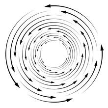 Plexus, Wire-frame Radial Circ...