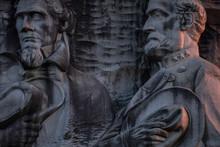 Jefferson Davis, Robert E. Lee...