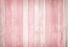 Pink White Old Wall Texture Wo...
