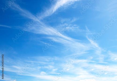Fényképezés  blue sky