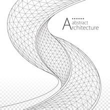 3D Illustration Architecture M...