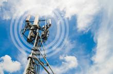 Communication Telecom Tower,ba...