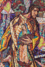 Saint Juan Diego And Our Lady ...