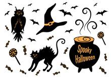 Spooky Halloween Holiday Decor...