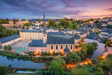 Luxembourg City, Luxembourg. A...