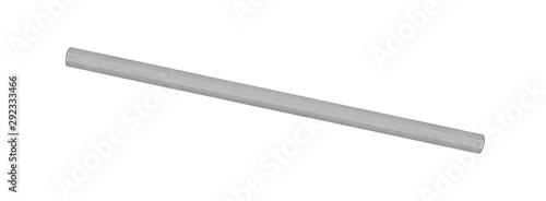 armature isolated on white Canvas Print
