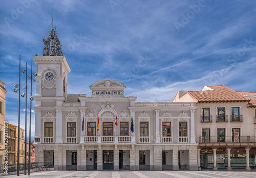 Guadalajara City Council. Built in 1906.
