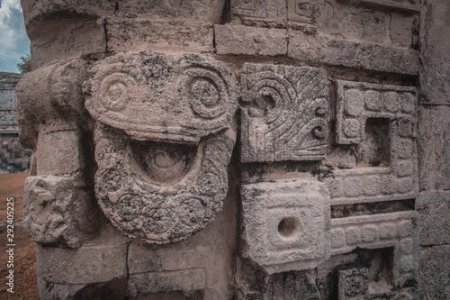 Fotografija  chichen itza patrimonio de la humanidad Mexico
