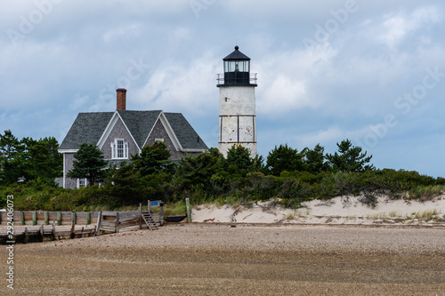 Photo Sandy Neck Lighthouse