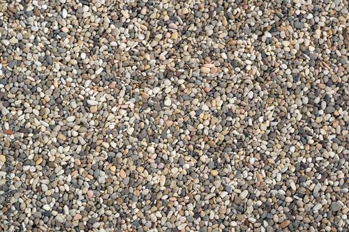 Obraz na płótnie Dry aquarium sand texture background
