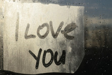 I Love You Text. Love Expressi...