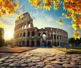 Coliseum in autumn - 292419200
