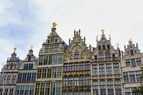 Keuken foto achterwand Antwerpen view of netherlands