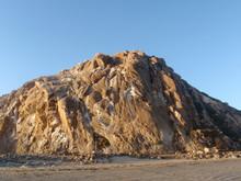 Morro Rock And Beach