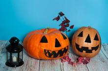 Halloween Holiday Concept. Jac...