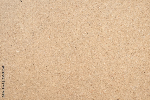 Brown paper texture background or cardboard surface from a paper box for packing Canvas Print