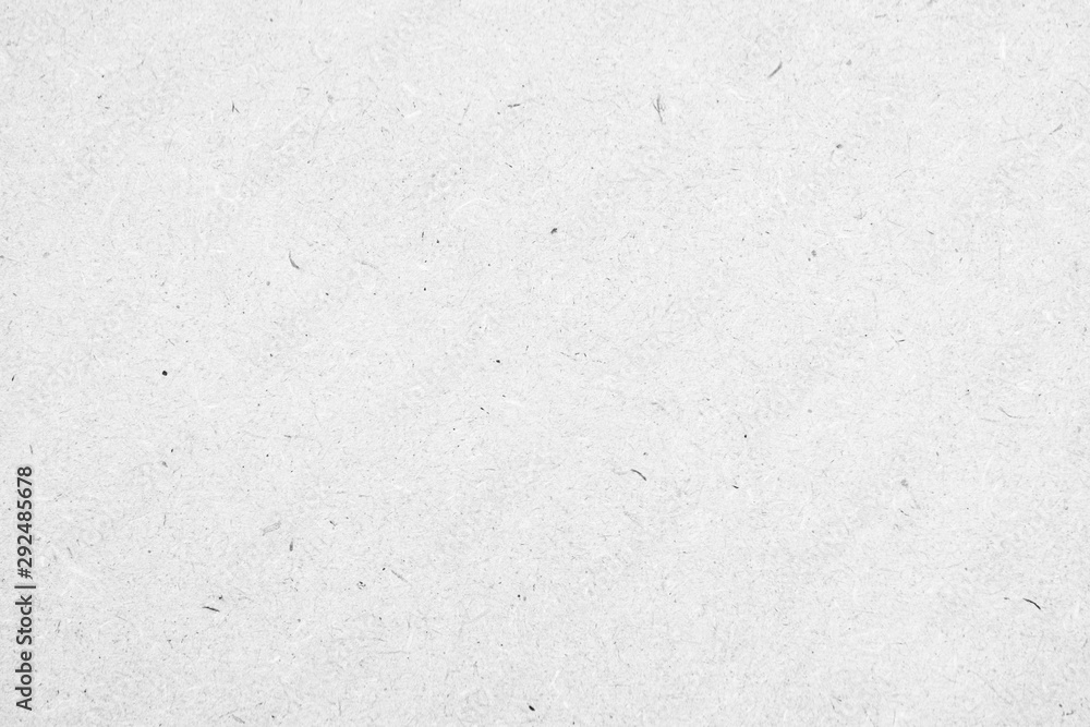 Fototapeta White paper texture background or cardboard surface from a paper box for packing. and for the designs decoration and nature background concept